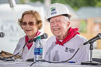 2017 - Jimmy & Rosalynn Carter Work Project