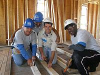 Habitat for Humanity Build - Orlando FL 2010