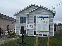 Habitat for Humanity Build - Halifax-Dartmouth NS 2005
