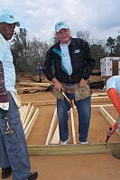 Habitat for Humanity Build - Irvington AL 2007