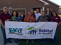 Habitat for Humanity Build - Nashville TN 2011